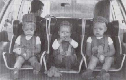 Transporting Toddlers – The Danish Way
